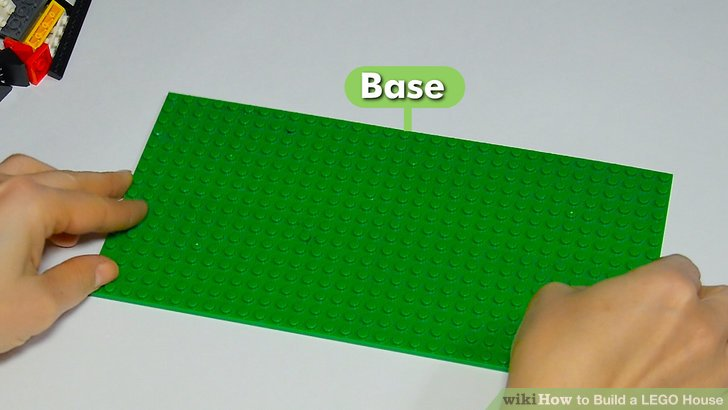 how to make a simple lego sofa foam inserts for build house 12 steps with pictures wikihow image titled step 1