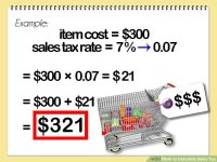 4 Ways to Calculate Sales Tax - wikiHow