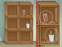 4 Ways to Decorate a Bookshelf - wikiHow