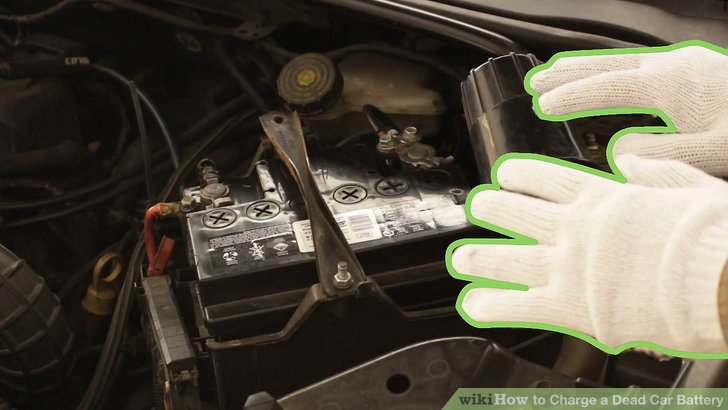 how long does it take to charge a dead car battery