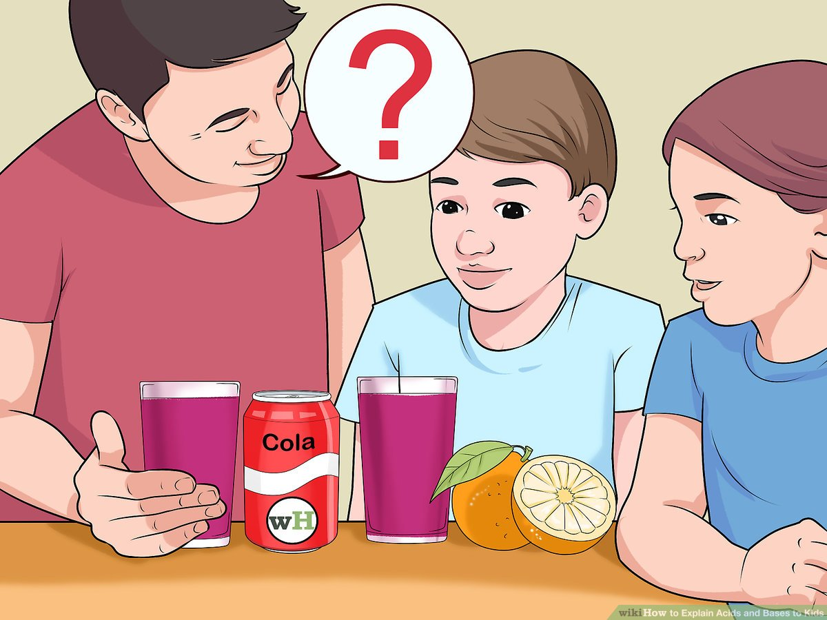 hight resolution of How to Explain Acids and Bases to Kids: 10 Steps (with Pictures)