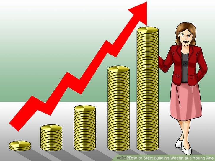 Image titled Start Building Wealth at a Young Age Step 3