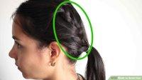 5 Ways to Braid Hair - wikiHow