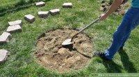 4 Ways to Build a Backyard Firepit - wikiHow