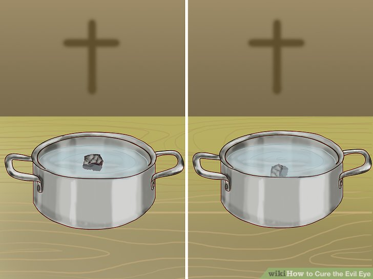 How to Cure the Evil Eye - Practical Information