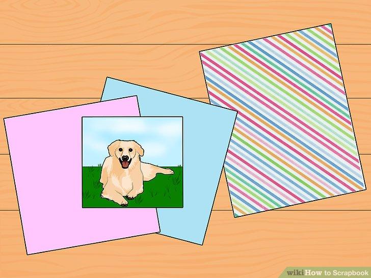 Wählen Sie Papier, das gut zu Ihren Bildern passt.