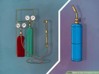 3 Ways to Use a Propane Torch - wikiHow