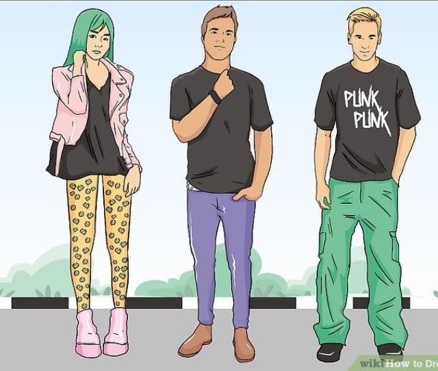 Image Titled Dress Punk Step
