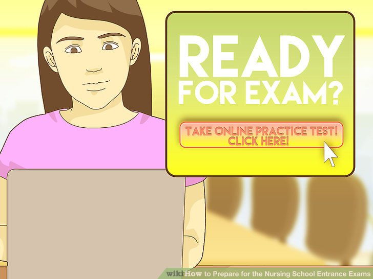 Take practice exams.