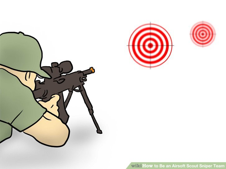 Be a great marksman.
