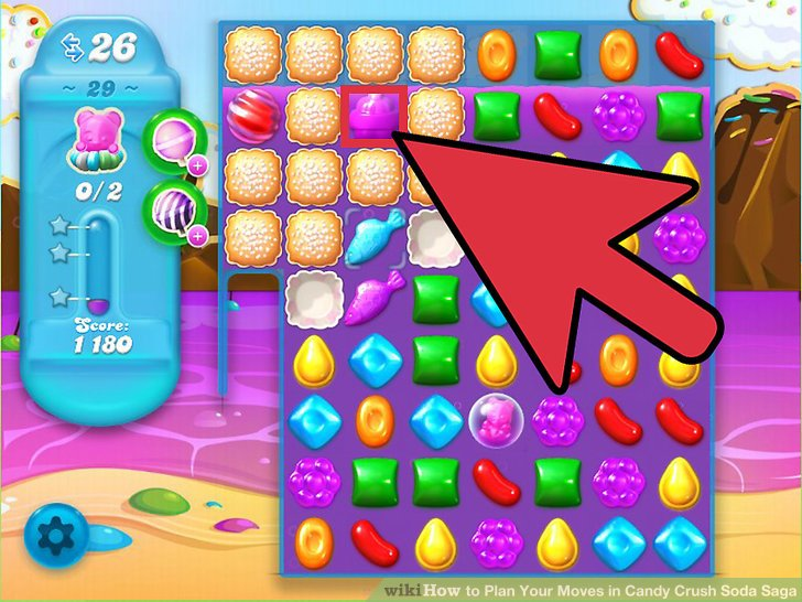 candy crush sofa single seat beds sale 4 ways to plan your moves in soda saga wikihow image titled step 2