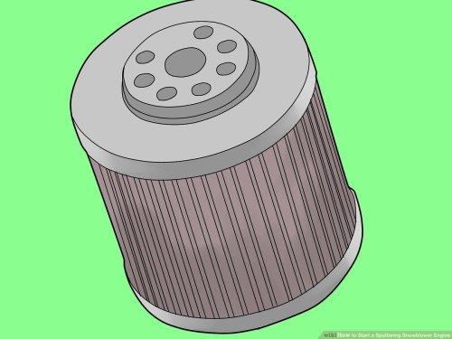 small resolution of toro snowblower fuel filter
