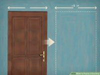 How to Frame a Doorway: 14 Steps (with Pictures)