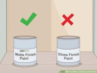 3 Ways to Make a Ceiling Look Higher - wikiHow