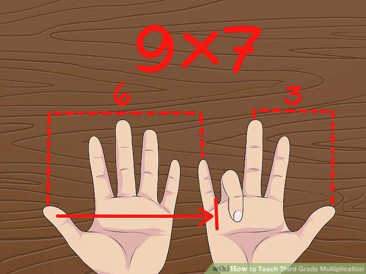 Gehen Sie zu 9 und höher und geben Sie ihnen Tricks, damit sie sich besser erinnern.