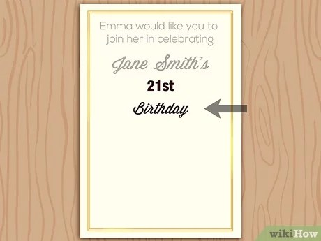 how to write a birthday invitation 14