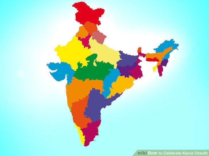 Wisse, dass das Festival in den Bundesstaaten Rajasthan, Teilen von Uttar Pradesh, Himachal Pradesh, Haryana und Punjab stattfindet.