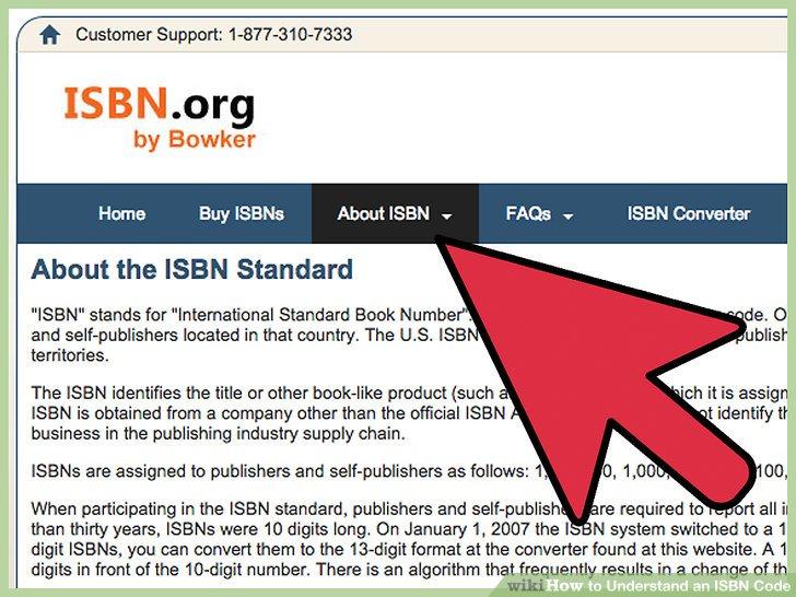 Suchen Sie den ISBN-Code.