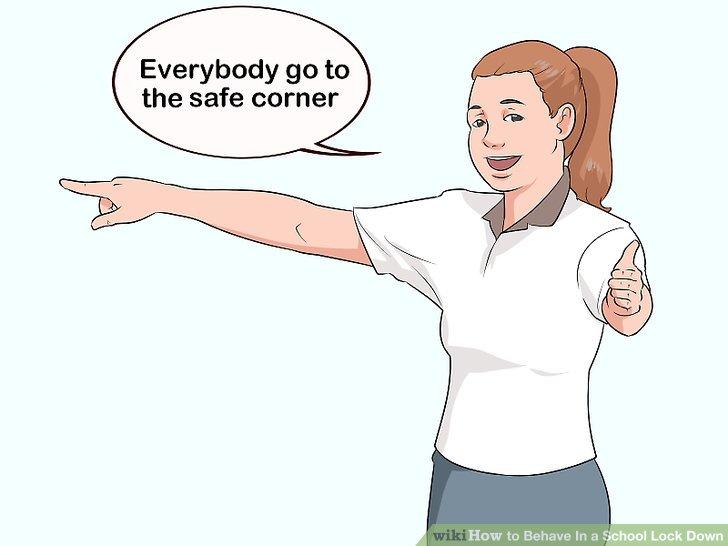 Führen Sie Ihre Schüler mit einfachen Befehlen in Sicherheit.