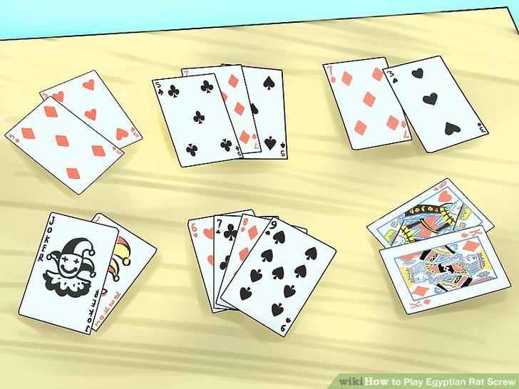 Spieler sollten sich in folgenden Situationen an die Slap-Regel halten: