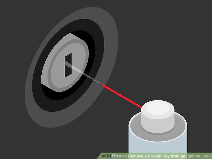 ignition switch deutsch how to wire a house for electricity diagram 3 ways remove broken key from an lock wikihow image titled step 1