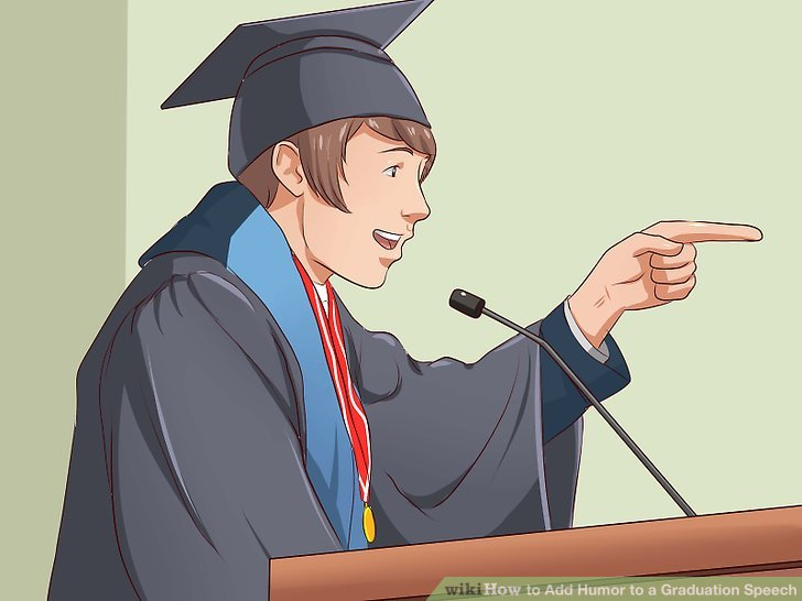 how to add humor