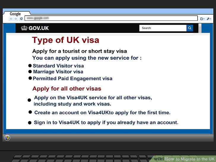 Machen Sie sich mit den Visa-Optionen des Vereinigten Königreichs vertraut.