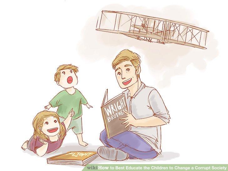 Lesen Sie Ihrem Kind Sachbücher.