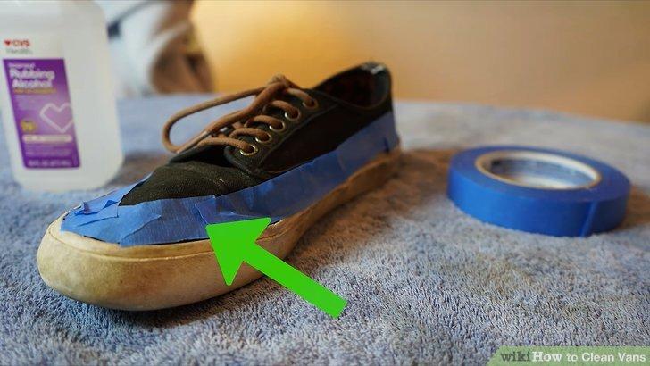 Image Led Clean Vans Step 3