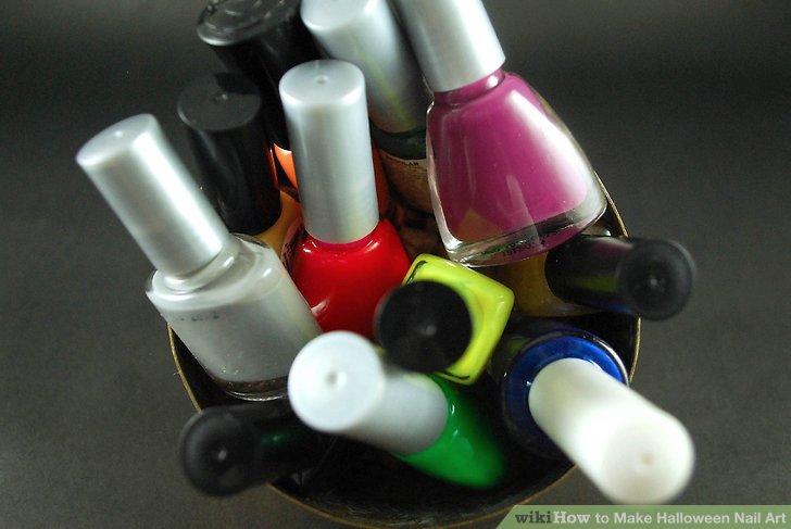 Image Led Make Nail Art Step 8