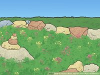 3 Ways to Build a Rock Garden with Weed Prevention - wikiHow
