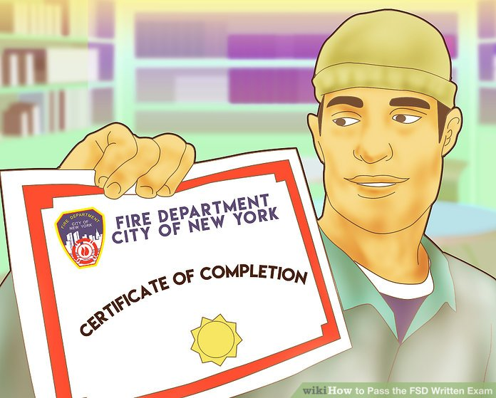 Receive your Certificate of Completion.