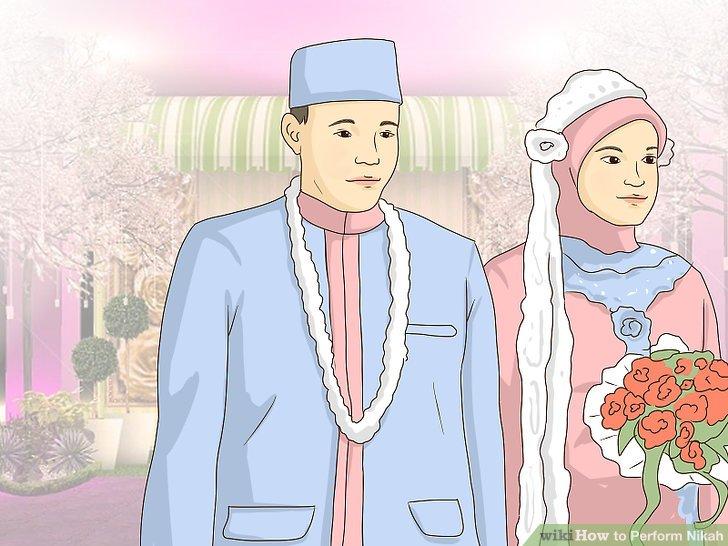 Wenn Sie möchten, halten Sie ein Walima oder ein Hochzeitsbankett ab.