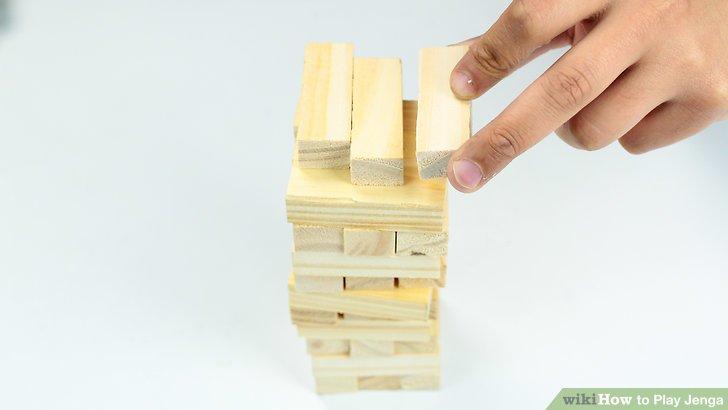 How To Make Jenga Blocks