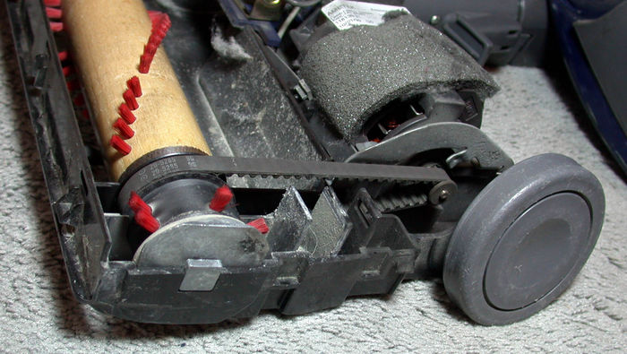 How to Fix a Vacuum Cleaner 13 Steps with Pictures