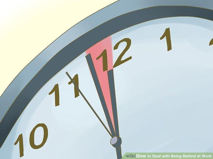 Verlängern Sie Ihren Arbeitstag oder Arbeitswochenende.
