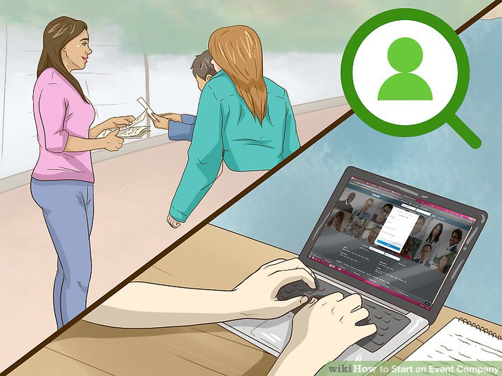 Rekrutieren Sie Mitarbeiter aus lokalen Schulen oder Online-Netzwerken.
