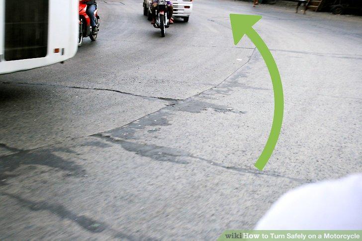 Beurteilen Sie die Kurve, wenn es in der Ferne ist.