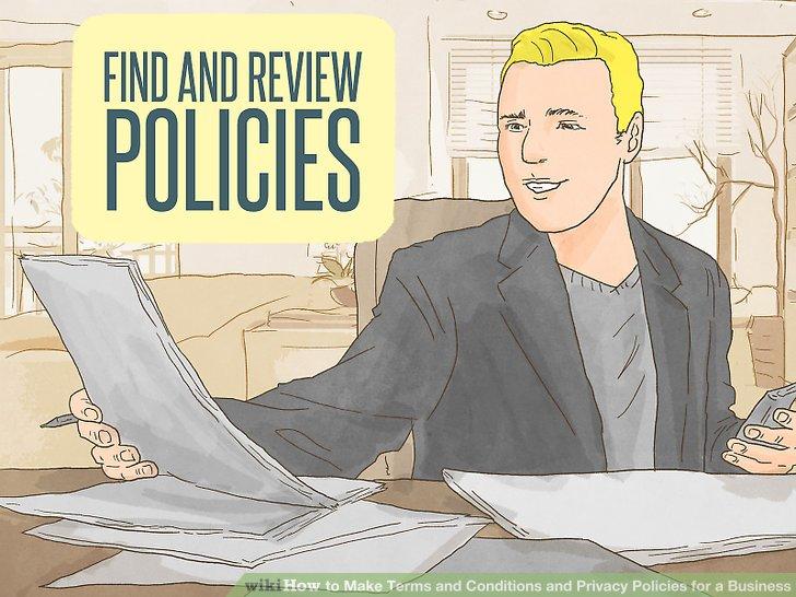 Saygın kaynaklardan gelen örnek gizlilik politikalarını bulun ve inceleyin.