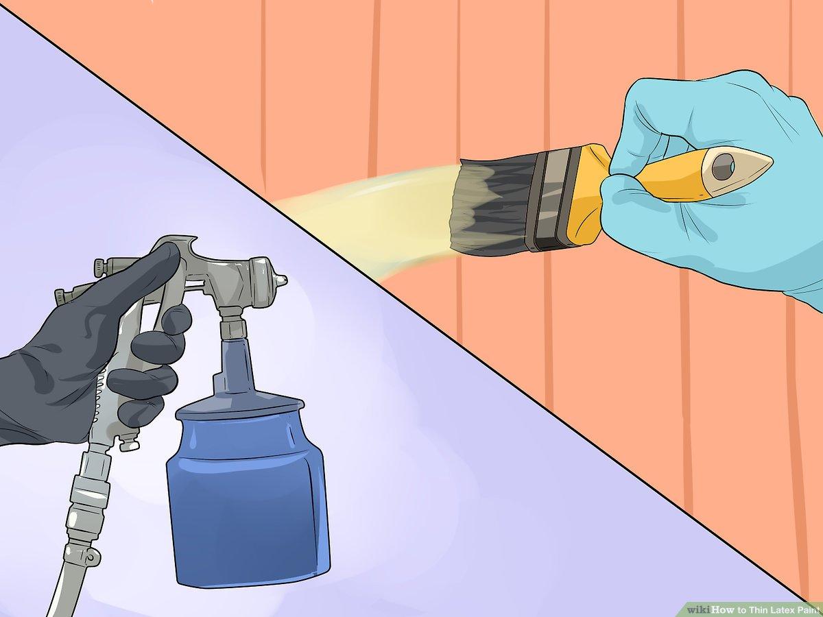 Latex Paint Sealer