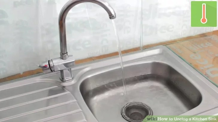 How To Clear A Clogged Kitchen Sink Pipe