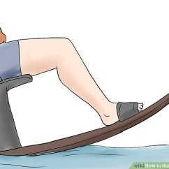 Hydro Chair Water Ski Game Chairs For Sale How To Ride An Air With Pictures Wikihow Image Titled Step 7