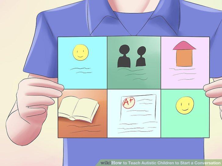 Testen Sie das Training für soziale Fähigkeiten, um die nonverbale Kommunikation Ihres Kindes zu verbessern.