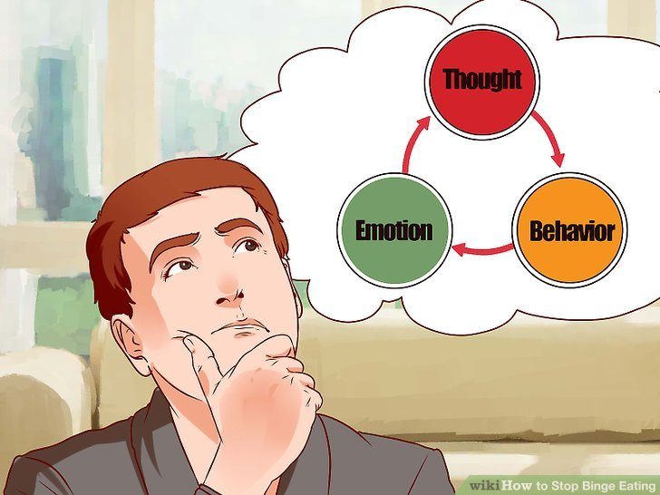 Get cognitive behavior therapy (CBT).