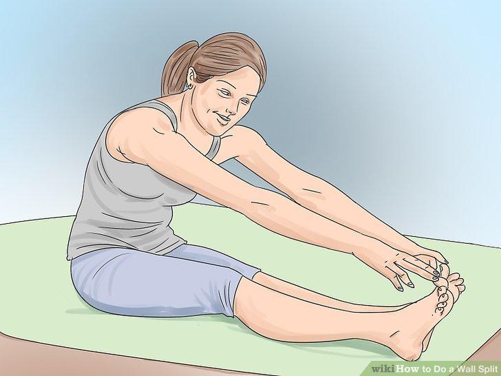 Create a regular stretching schedule.