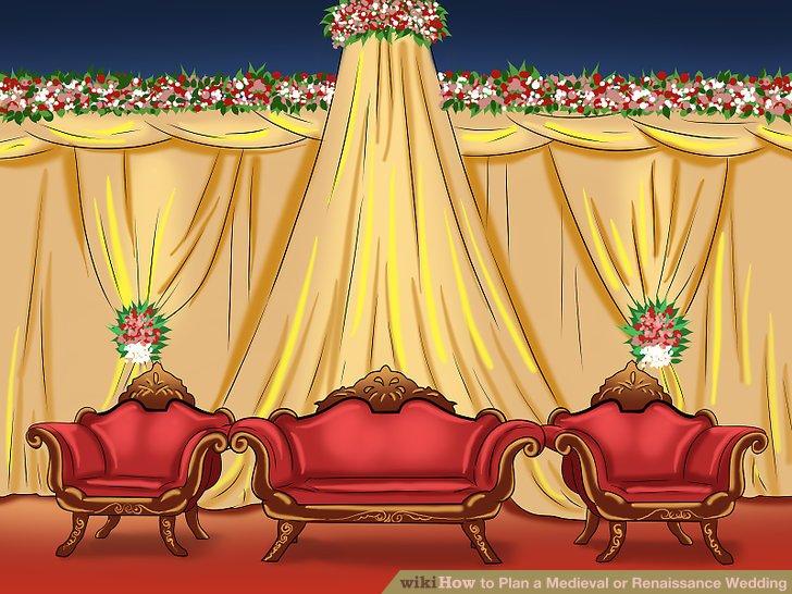 Machen Sie eine Schlosshochzeit, um Ihre Gäste zu begeistern.