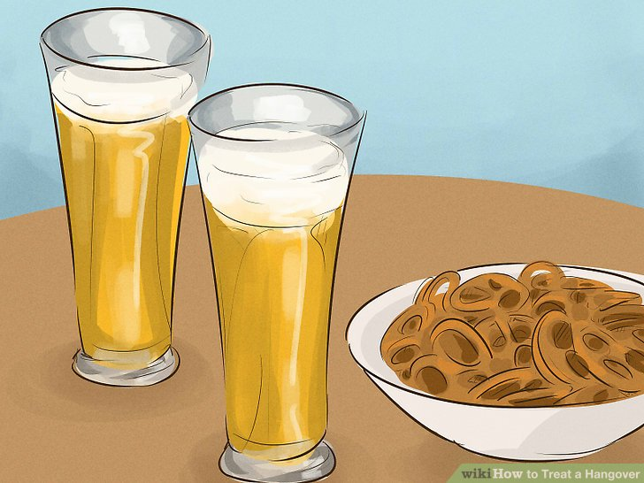 Alkol içmeden önce, sırasında ve sonrasında yiyin.