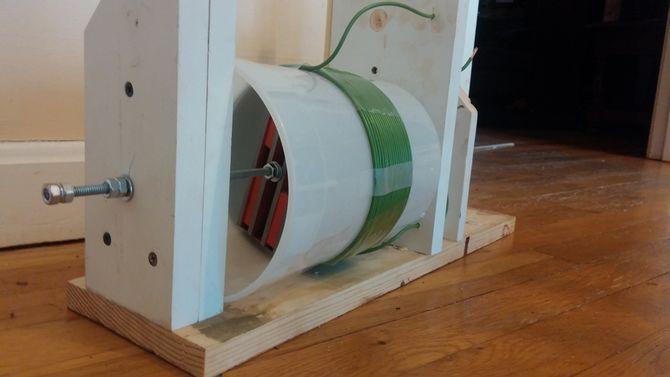 Making An Electrical Generator