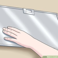Cooker Hood Wiring Diagram Leviton Three Way Switch How To Install A Range 14 Steps With Pictures Wikihow Image Titled Step 9