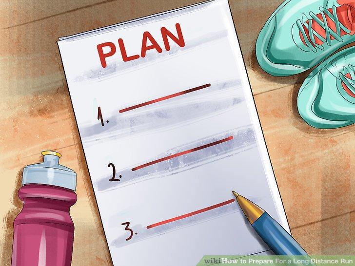 Finde einen Trainingsplan heraus.